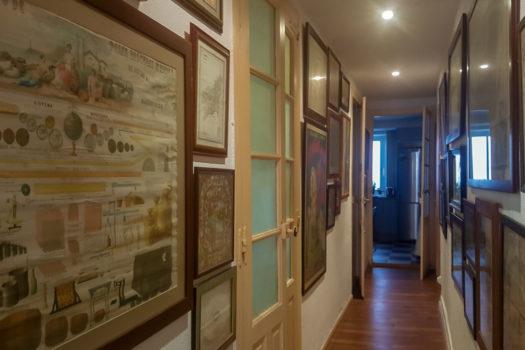 En la Ciudad Vieja de A Coruña, se vende piso