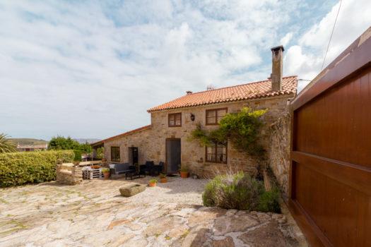 Casa rural en Malpica